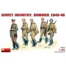 Soviet Infantry (Summer 1943-45)
