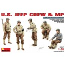 U.S. Jeep Crew & MP