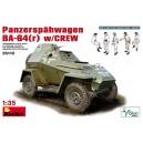 Panzerspahwagen   BA-64(r)  w/Crew
