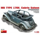 MB YPE 170V. Cabrio Saloon
