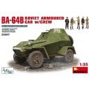BA-64B Soviet Armoured car w/crew