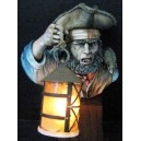 Pirate with Lantern