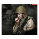 Young Red Army Infantryman